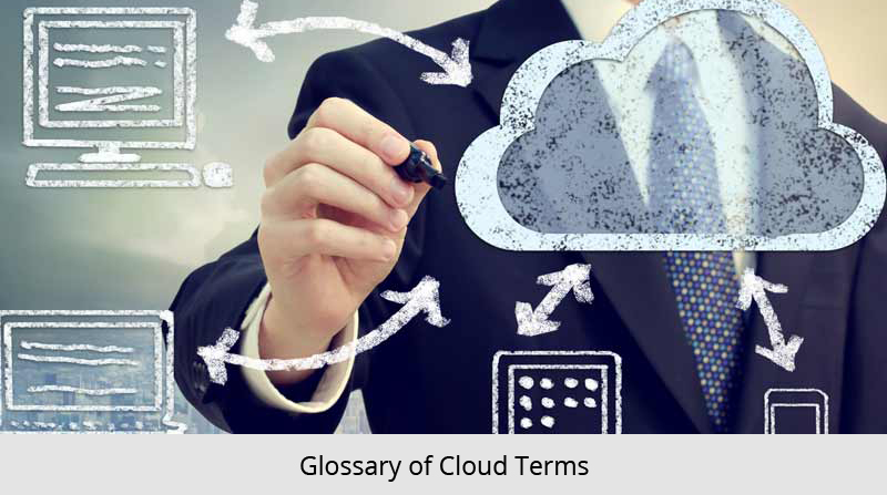 Cloud Computing Terminology Demystified