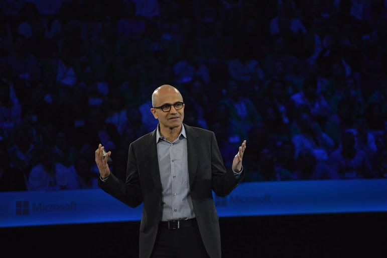 Highlights from Day 3, WPC 2014: Satya Nadella addresses Partners