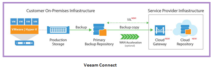 Veeam Connect