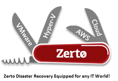 Zerto DR Equipped for any IT World